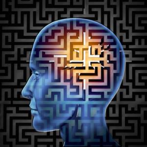 英語脳のイメージ